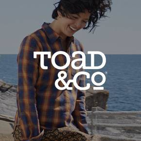 Shop Toad and Co