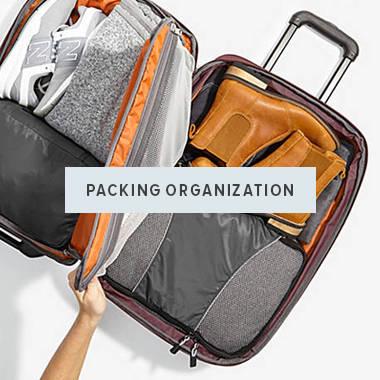 Shop Packing Organization