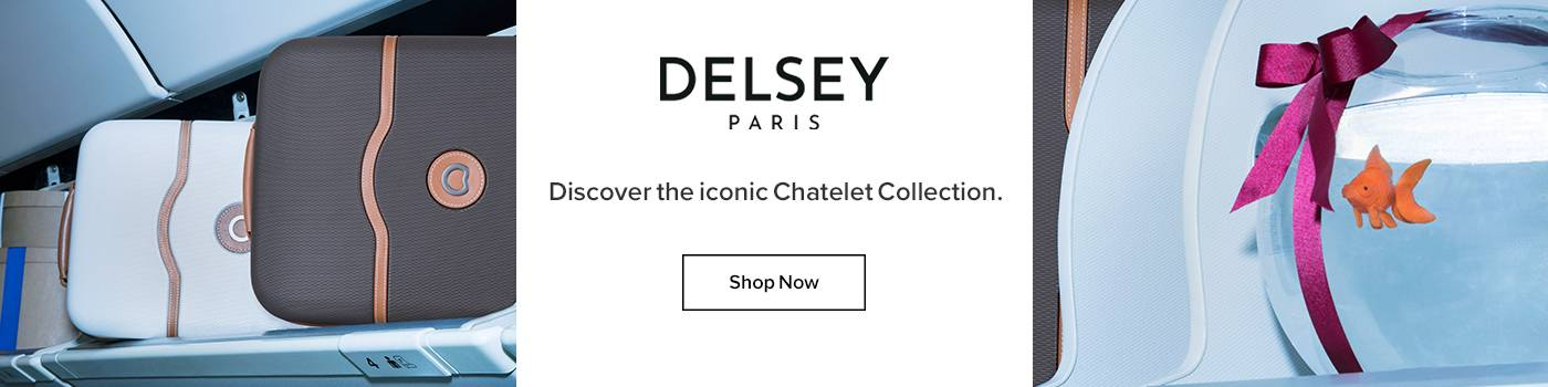 Shop the Delsey Chatelet Collection