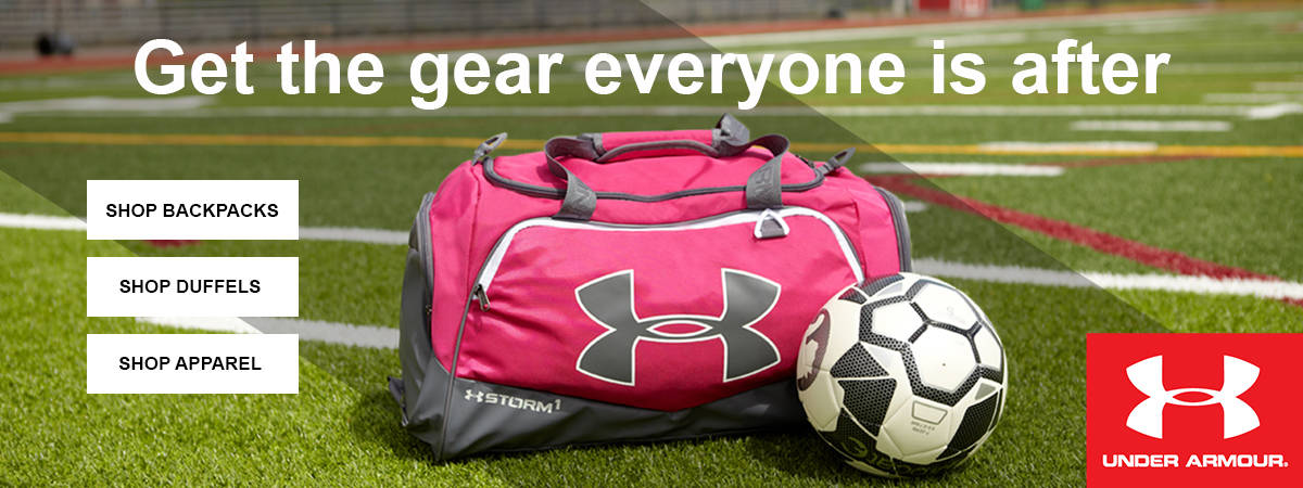 Shop Under Armour Women's Clothing and Duffels