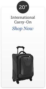 Shop 20 inch rolling luggage