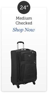 Shop 24 inch rolling luggage