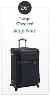 Shop 26 inch rolling luggage