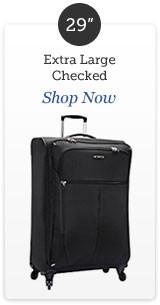 Shop 29 inch rolling luggage