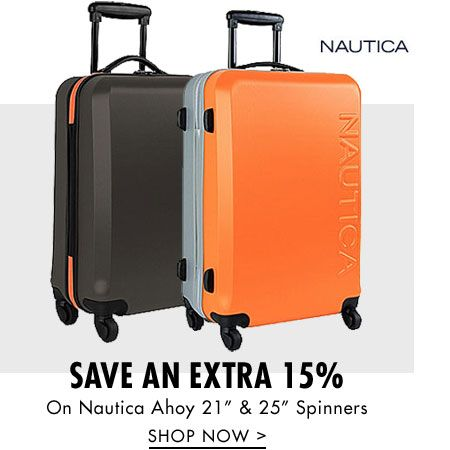 Shop Nautica Ahoy 21 and 25 Spinners sale