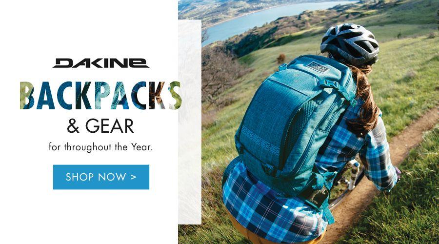 Shop Dakine Backpacks and gear