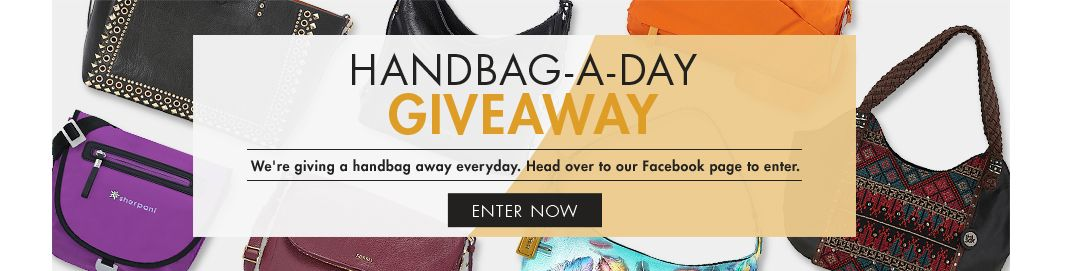 Facebook Handbag Giveaway