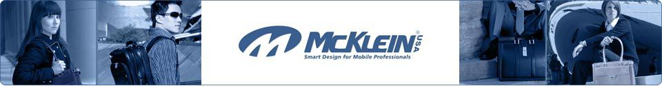 McKlein USA Business & Laptop Bags