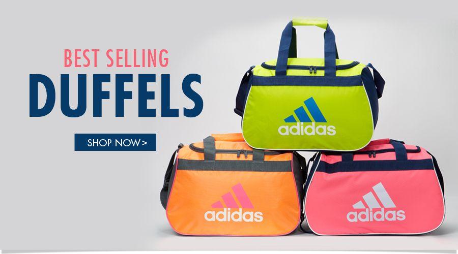 Adidas Best Selling Duffels