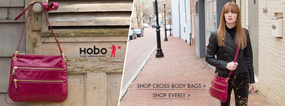 Shop Hobo Lauren, Crossbodys & Everly
