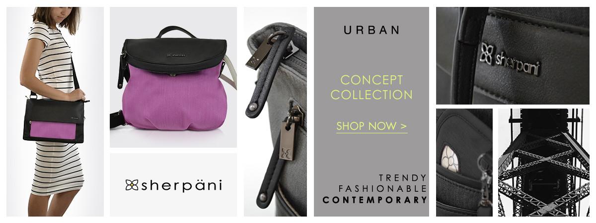 Shop Sherpani Concept Collection