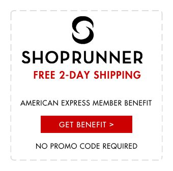 Free Shoprunner with Amex