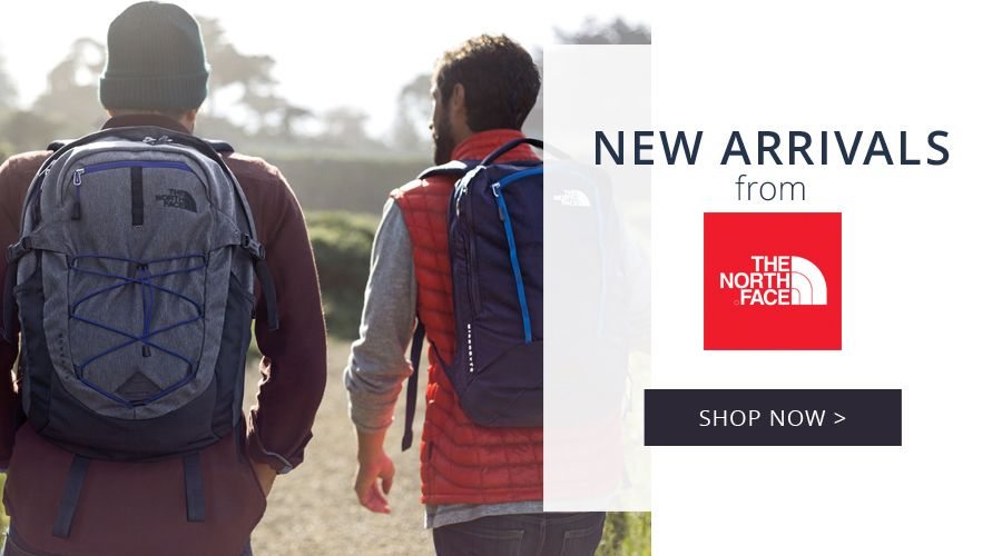 New Arrivals from The North Face | Shop Now
