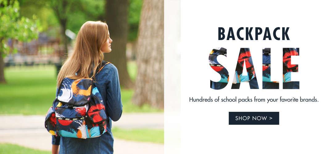 Shop Backpack Sale