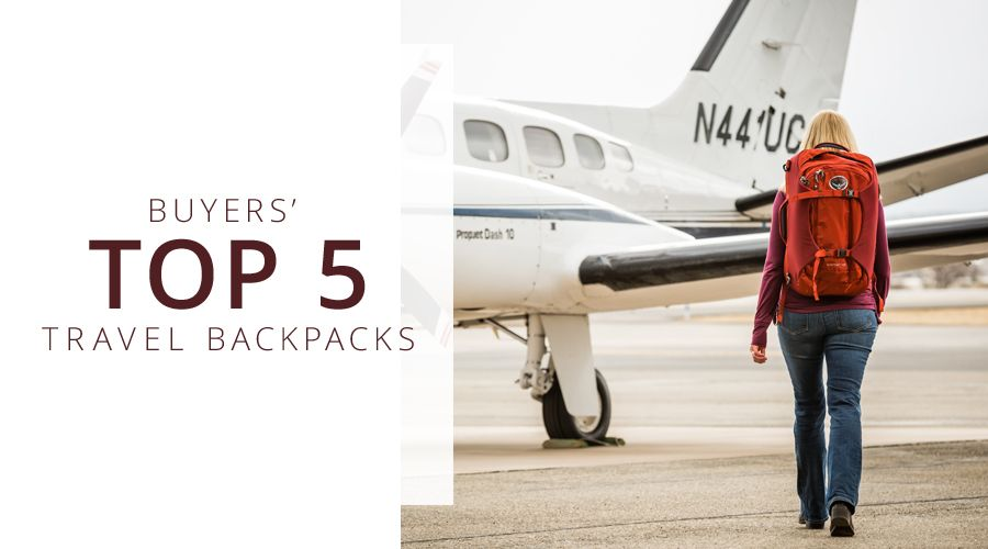 Buyers' Top 5 Travel Backpacks