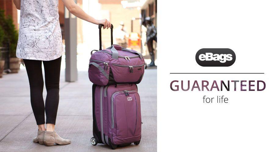 eBags | Guarenteed for Life