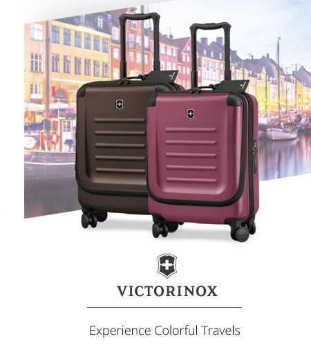 Victorinox | Experience Colorful Travel
