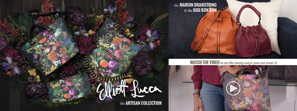 Shop Elliott Lucca Handbags