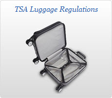 TSA Luggage Regulations
