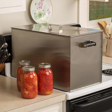 Amish-Made Stovetop Water Bath Canner