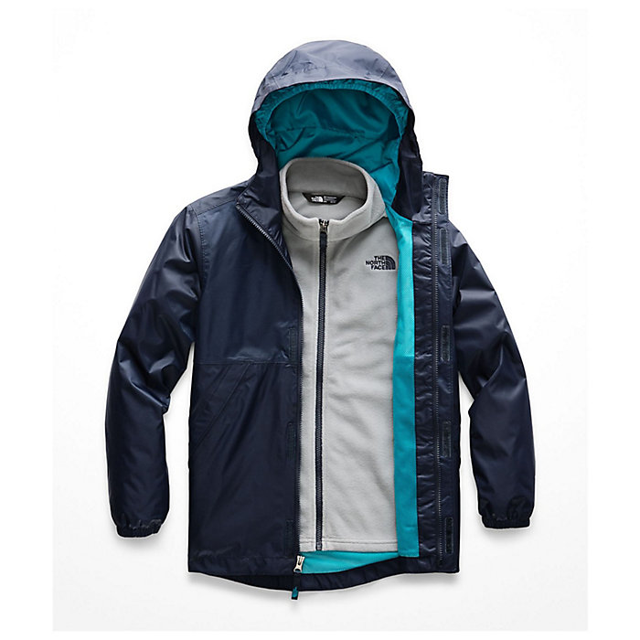 The North Face Boys' Stormy Rain Triclimate Jacket by The North Face