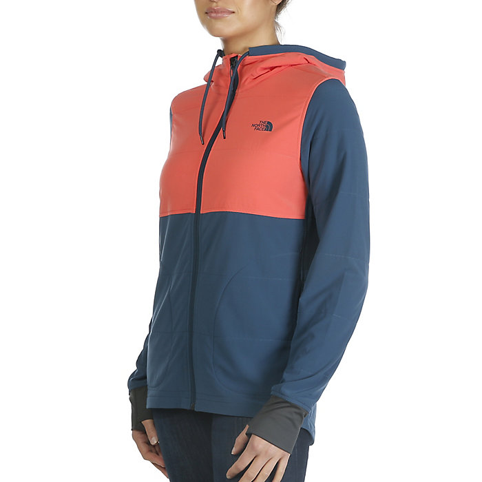the-north-face-womens-mountain-sweatshirt-full-zip-jacket by the-north-face