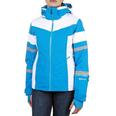 Spyder Captivate GTX Jacket: Color-blocking Done Right 1