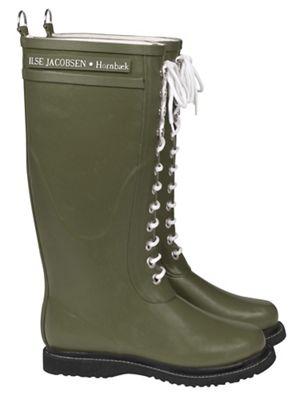 Isle Jacobsen Rub1 Boot in Army