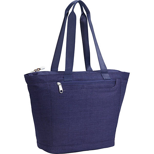 Metro Tote With Rfid Security by E Bags