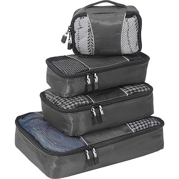 Packing Cubes   4pc Small/Med Set by E Bags