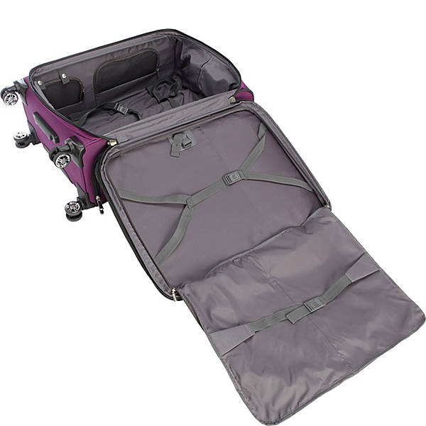 "Helium Cruise 25"" Exp  Suiter Trolley by Delsey"