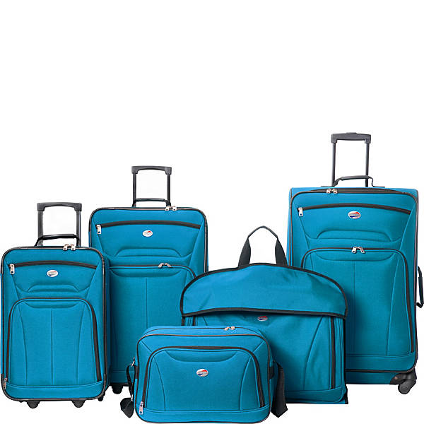American Tourister Wakefield 5 Piece Luggage Set - eBags Exclusive