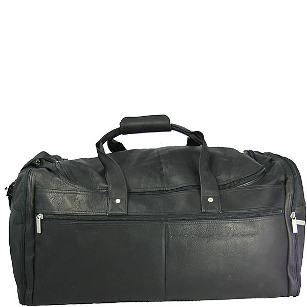 Extra Large Multi Pocket Duffel by David King &Amp; Co.
