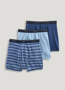 3 Pack Jockey Classic Boxer Brief (Multiple Color)
