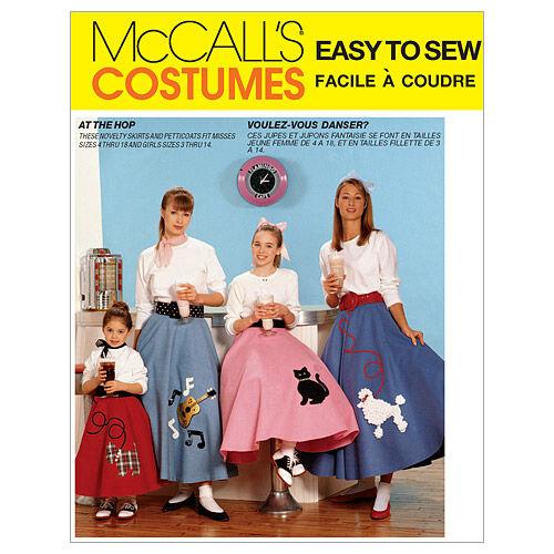 1950s Sewing Patterns | Dresses, Skirts, Tops, Mens McCalls Mother  Daughter Costumes - M6101 $8.37 AT vintagedancer.com