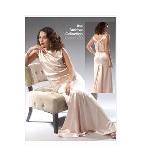 1930s Sewing Patterns- Dresses, Pants, Tops 1930 McCalls Misses Special Occasion - M7154 $11.97 AT vintagedancer.com