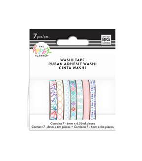 The Happy Planner   Washi Tape                      The Happy Planner   Washi Tape by The Happy Planner
