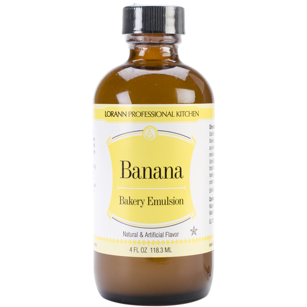 Lorann Oils Bakery Emulsions Natural & Artificial Flavor Banana                      Lorann Oils Bakery Emulsions Natural & Artificial Flavor Banana by Lorann Oils
