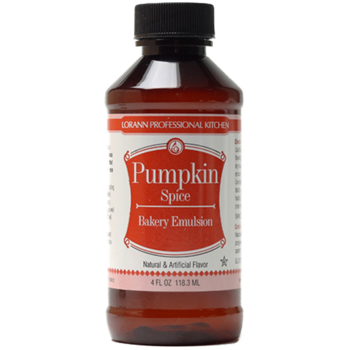Lorann Oils Bakery Emulsions Natural & Artificial Flavor Pumpkin                      Lorann Oils Bakery Emulsions Natural & Artificial Flavor Pumpkin by Lorann Oils