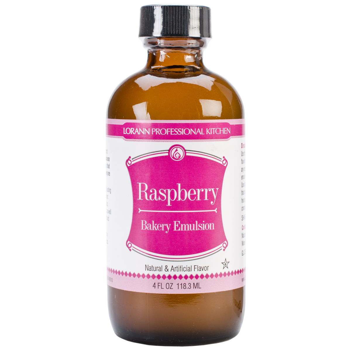 Lorann Oils Bakery Emulsions Natural & Artificial Flavor Raspberry                      Lorann Oils Bakery Emulsions Natural & Artificial Flavor Raspberry by Lorann Oils