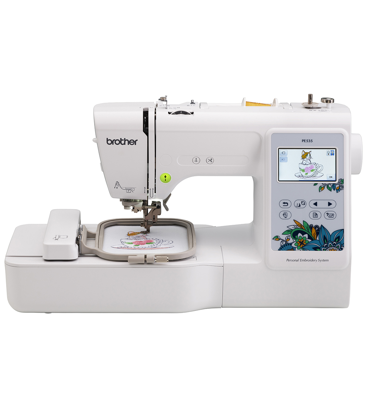 Brother Pe535 Embroidery Only Machine                      Brother Pe535 Embroidery Only Machine by Brother