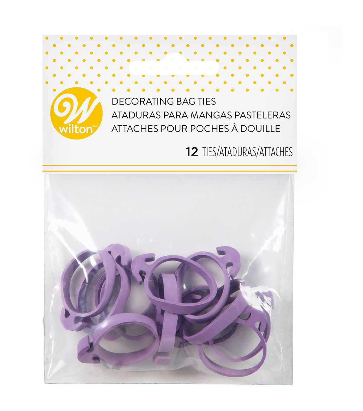 Wilton Icing Bag Ties 12/Pkg                      Wilton Icing Bag Ties 12/Pkg by Wilton