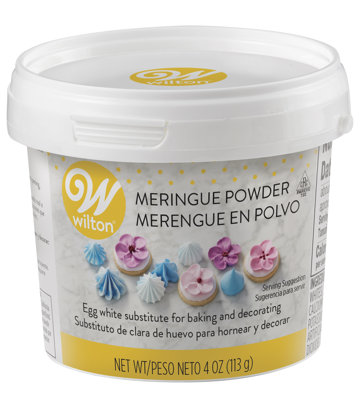 Wilton Meringue Powder 4 Oz.                      Wilton Meringue Powder 4 Oz. by Wilton