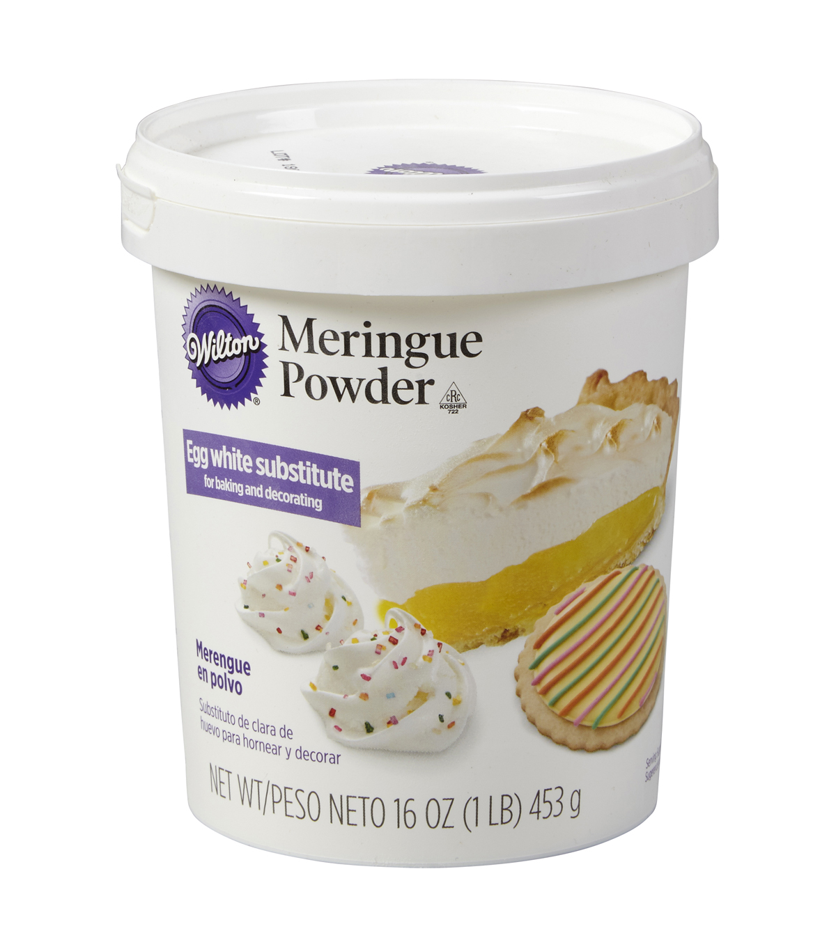 Wilton 16 Oz Meringue Powder                      Wilton 16 Oz Meringue Powder by Wilton