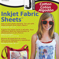 Printed Treasures Ink Jet Fabric Sheets 8.5\u0022X11\u0022-100% Cotton Percale