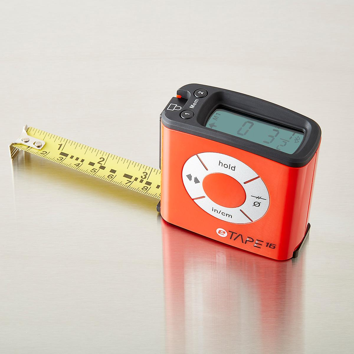 16' E Tape16 Digital Tape Measure by Container Store