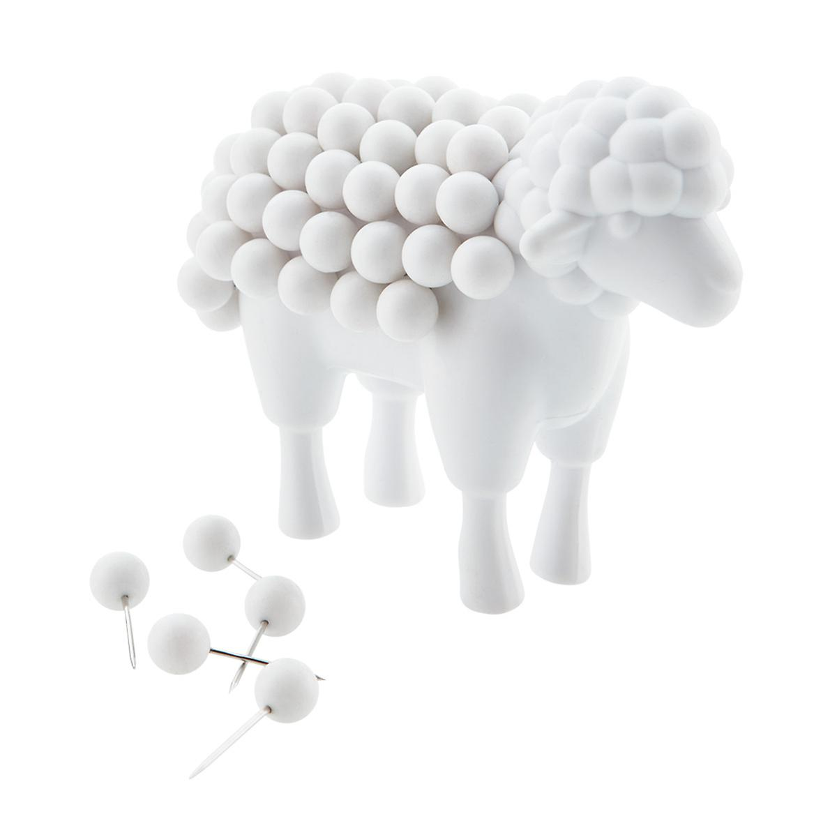 Fred & Friends Stuck On Ewe Push Pins by Container Store