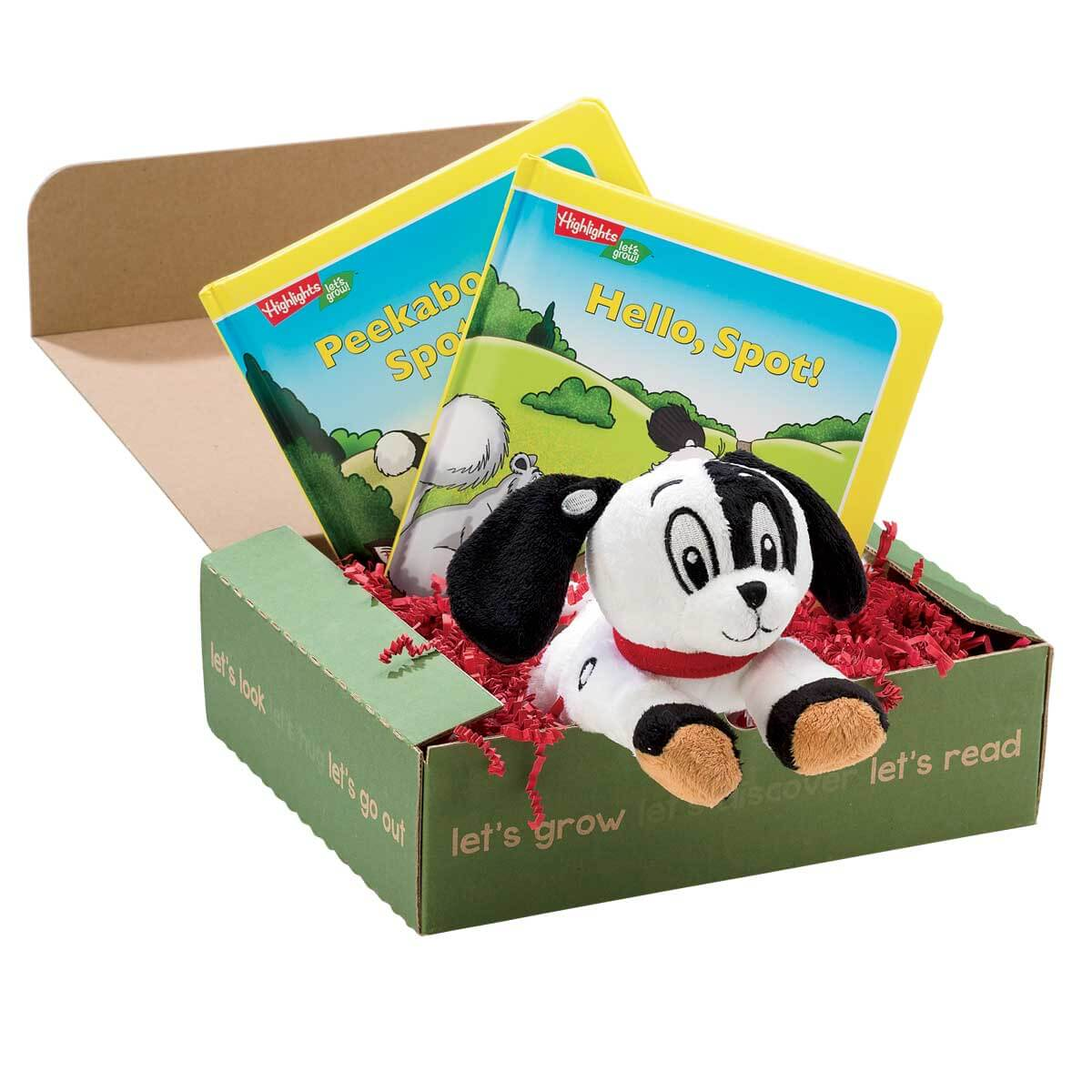Let's Grow! Play & Learn Boxes: Baby and toddler books, gifts, toys, activities and more!
