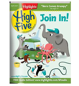 FREE Highlights Magazines (3 F...