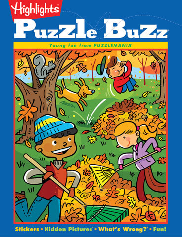 Puzzle Buzz: Puzzles for kids ages 4-7